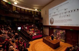 Mendel Medal Lecture event photograph