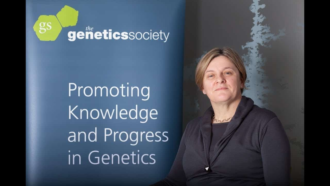Welcome to the Genetics Society video thumbnail
