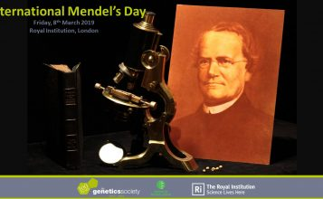 International Mendel's Day banner