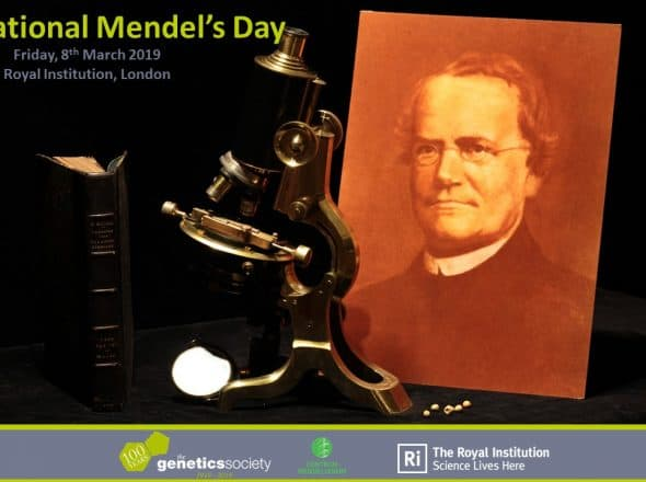 Image for International Mendel's Day