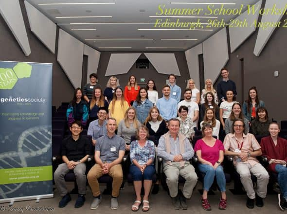 Image for Summer Studentship Class of 2019