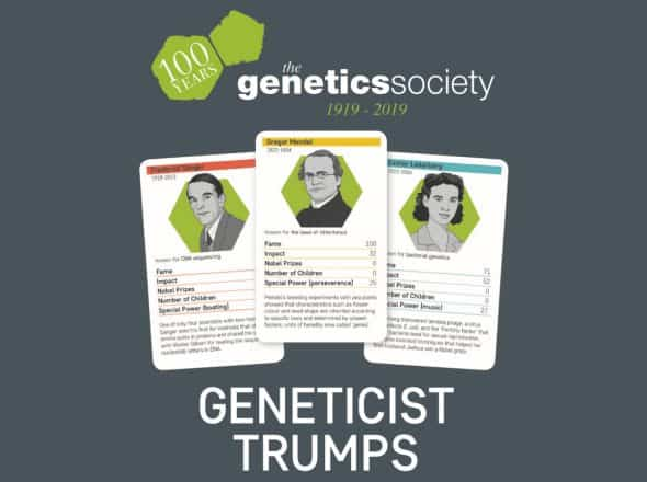Image for Geneticist Trumps