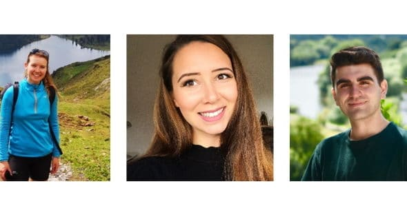 Image for Summer Studentship 2020 Prize Winners