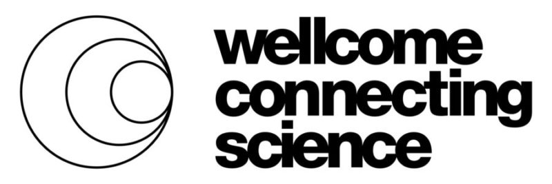Wellcome Connecting Science Logo